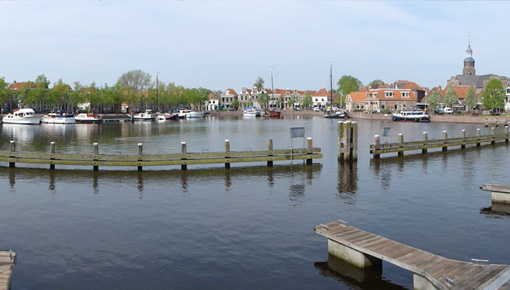 Blokzijl and Vollenhove